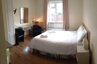 Kilcar House double bedroom